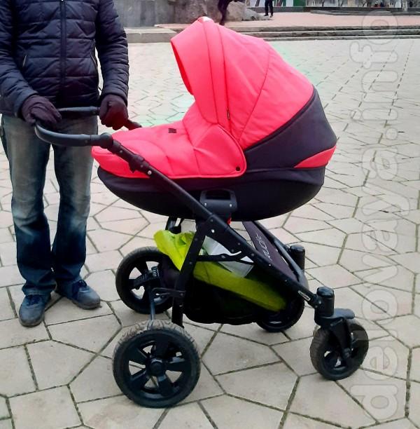 Продам коляску Rudis  после 1 ребенка в очень хорошем состоянии. Люль