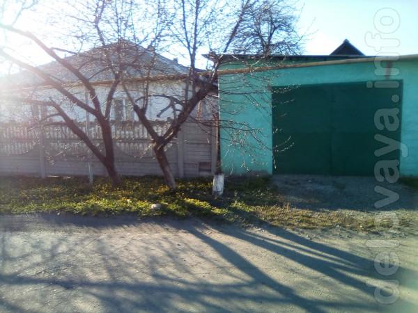 Продам  дом общ. пл. 59 м2 с приусадебным участком в г. Новодружеск,