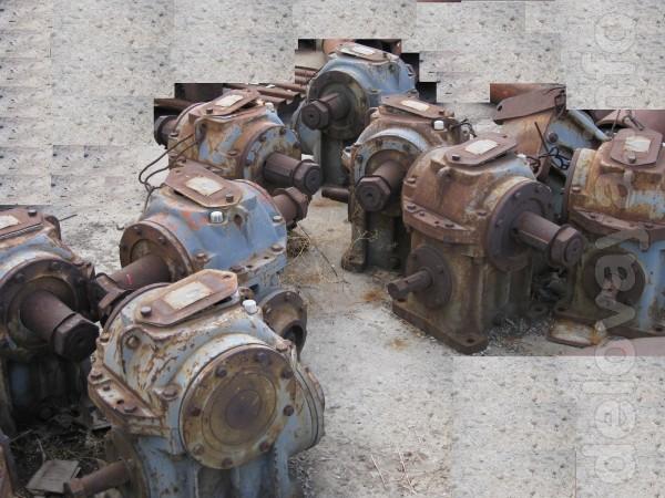 Продам редукторы глобоидные лифтовые PГСЛ -160. Предназначены для ком