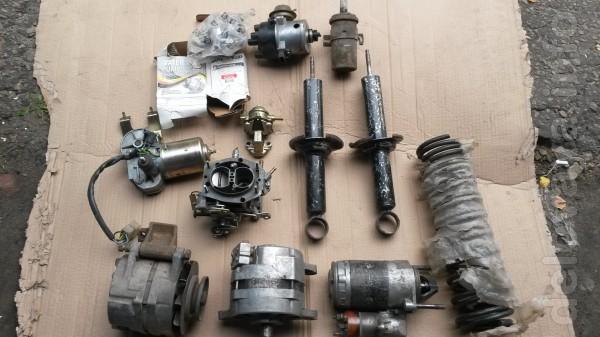 З/Ч Таврия ; генератор таврия-2108 ,стартер ,КПП ,радиатор с винтилят