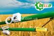 Погрузчик шнековый (зерновой транспортер) - Деллиф