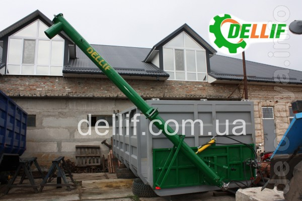 Загрузчики посевных машин Деллиф АЗПМ-30 предназначенные для доставки