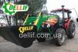 Навесной фронтальный погрузчик (кун) на трактор мощностью от 100 до 1