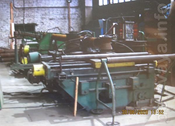 Установка трубогибочная ТГСВ- 630 предназначена для горячей гибки ста
