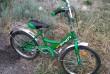 Детский велосипед б/ у 6-9 лет, колеса 18' в норм. сост.