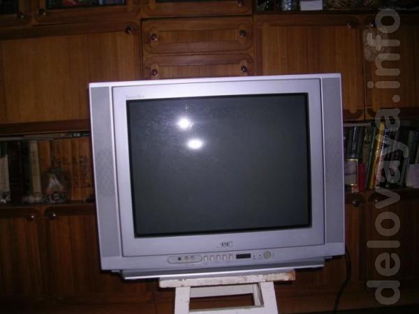 продам телевизор JVC AV2105EE, 21 дюйм, в рабочем состоянии. Управлен