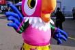 Надувной костюм Попугай Кеша