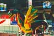 Надувная фигура Дракон
