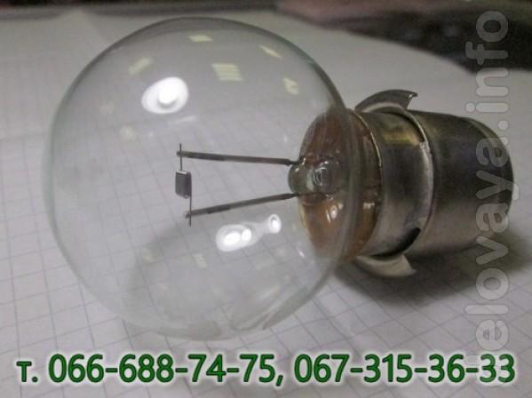 Лампа ОП12-100 используется для подсветки в рентгенаппаратах, тубусах