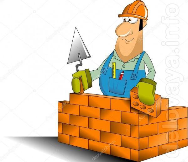 Выполним строительные работы. Фундамент, стяжка, кладка. Монтаж и дем