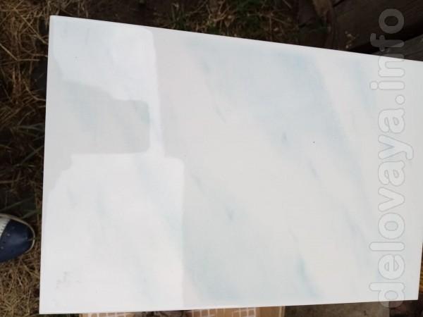 Плитка голубая Стелла (производство Атем). Площадь -2.88 кв.м. Размер