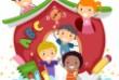 """Приглашаем детей 3+ на курсы раннего развития """"Яблоко"""""""