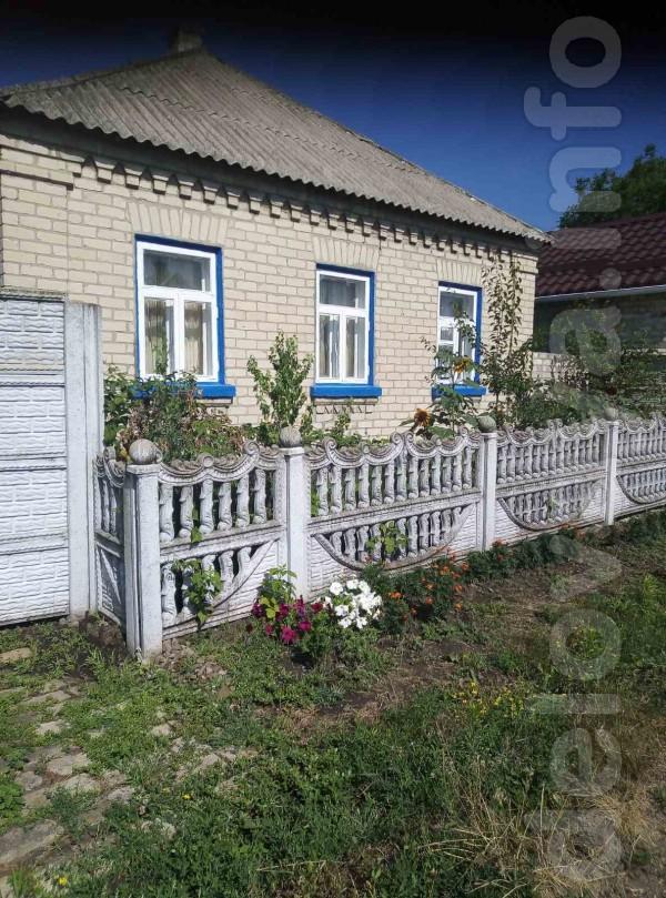 Садибу в р-ні дитячої обласної лікарні (7,3 сот., будинок 65 кв.м,, ф