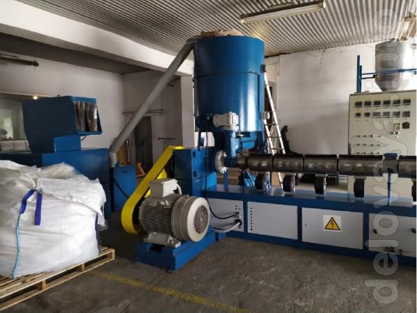Предлагаем комплектную линию рециклинга EKOCHEM LRA 9 в комплекте с м