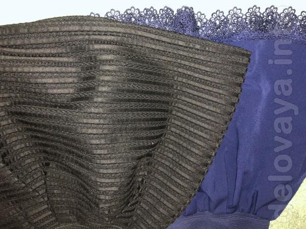Сразу 2 юбки отлично подходящие для школы на резинки. Синяя длина 40