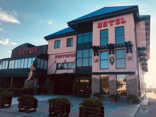 Гостиница г. Харькова «Artua» предлагает 90 номеров, которые подходят