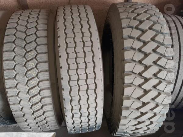 Предлагаю подержанные шины (БУ) для сельхозтехники и грузовых авто ра