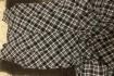 Школьный сарафан свободного кроя с укорочённым пиджаком примерно на р фото № 1