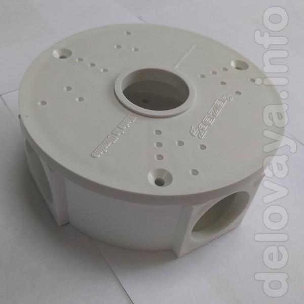 1. — Универсальная монтажная коробка-бокс «BizBez» пластик (УМК 115 б
