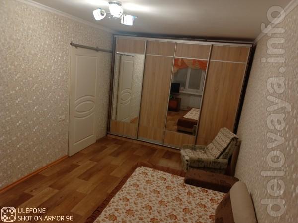 Сдам 1 комнатную квартиру с ремонтом на длительный срок ,платежеспосо