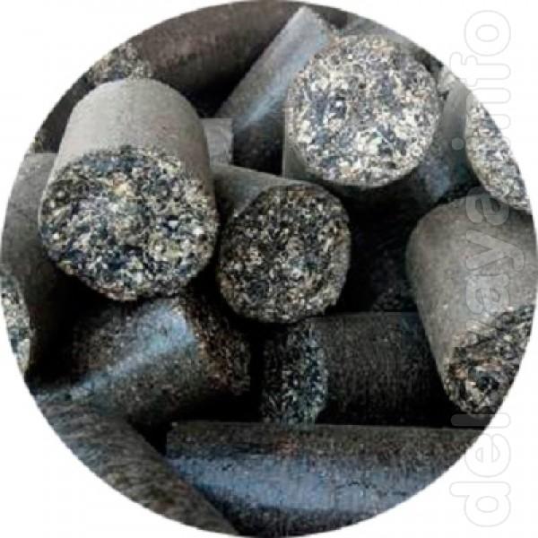 Пеллеты из лузги подсолнечника (пелеты из шелухи, гранулы). Брикеты и
