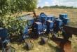 Продам сельхоз инвентарь бороны севалку скан 6 опрыскиватель 800 лит