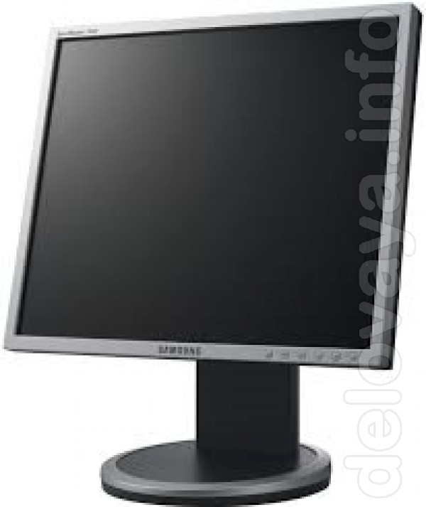Монитор 17' Samsung 720N, Silver/Black - 700 грн. Один владелец. Пиши