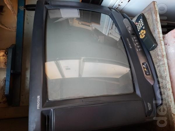 Телевизор Samsung PROGUN Корея 450 грн. Торг. Обмен на утюг пылесос