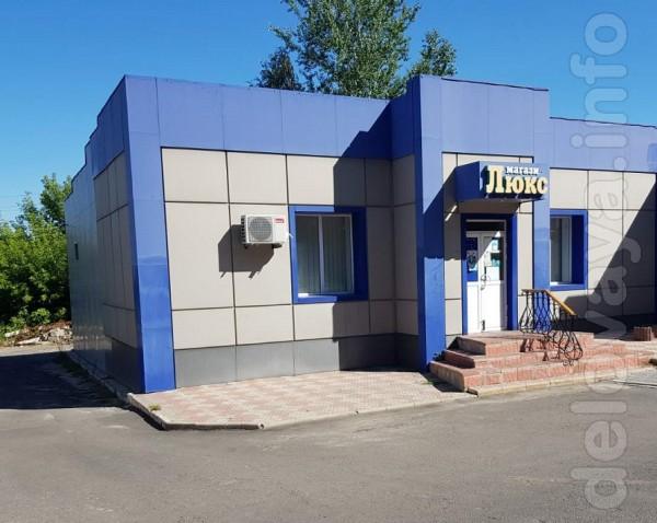 Магазин в центре города, ул. Первомайская (общ. пл. 136 кв. м, торгов