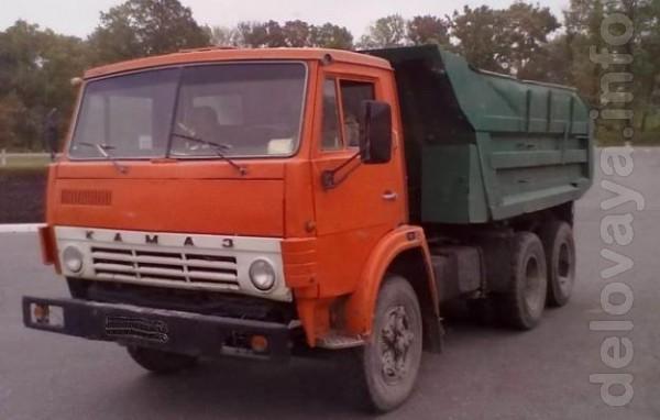 Продам КамАЗ 5511  по запчастям. Год выпуска 1987. Тип кузова – самос