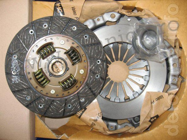 Комплект сцепления Hyundai Tucson / KIA Sportage 04-09 2,0 бензин и д