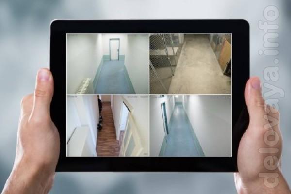 Доступ к видео с телефона, планшета с любой точки мира. Европейское