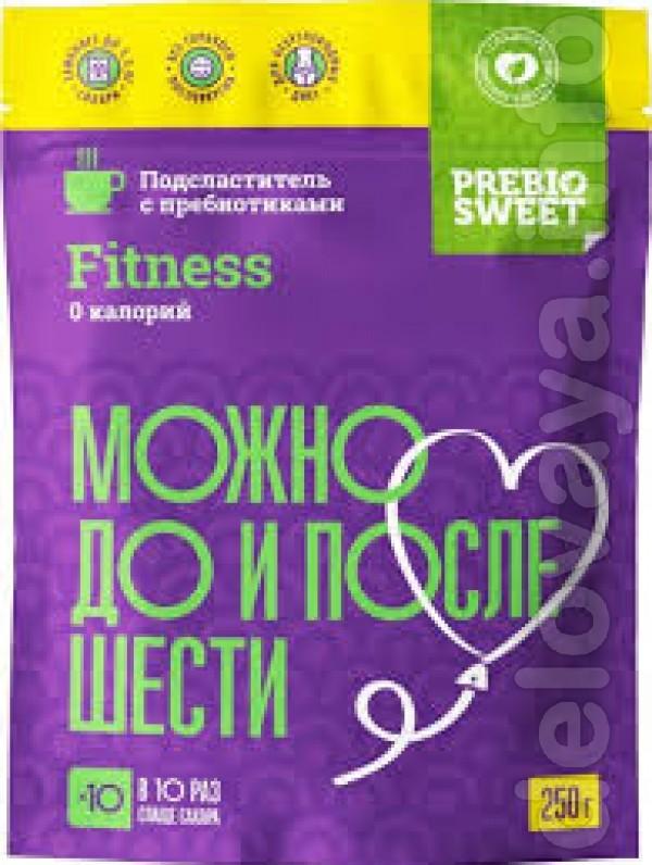 Prebiosweet Fitness Пребиосвит Фитнес Сахарозаменитель с нулевой кало