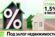 Кредит під заставу нерухомості за 1 годину у Києві. Кредит під застав
