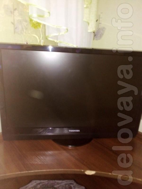 ТВ 'Toshiba', плазменный, б/у, в отличном рабочем состоянии - 5000 гр