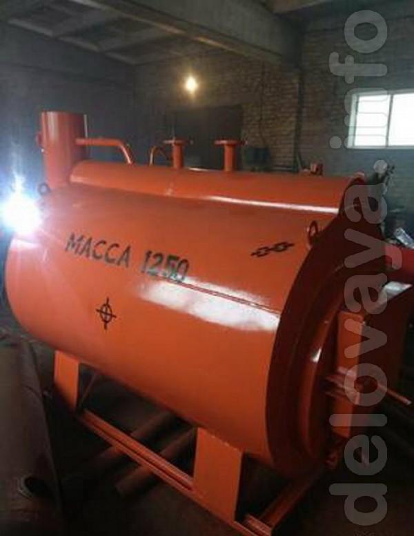 Водогрійний твердопаливний котел КВ-300 призначений для систем водяно