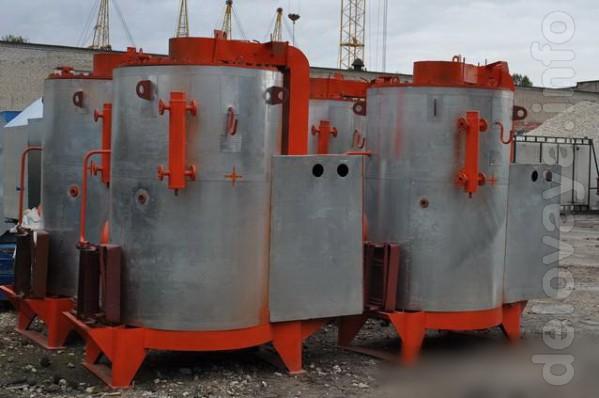 Котлы  паровые  МЗК -7АЖ-2  принадлежат  к  типу  вертикальных  водот