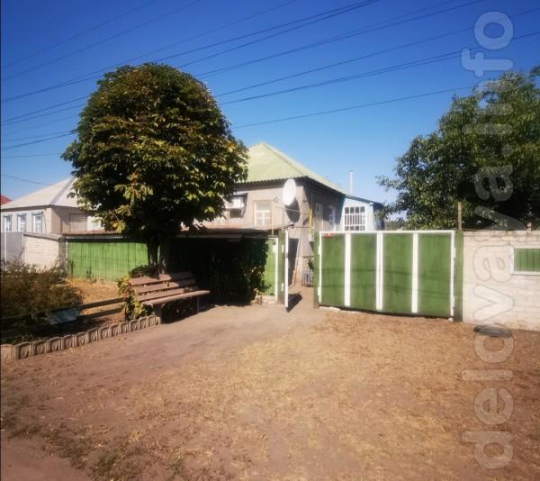 Продаётся дом 55м.кв в хорошем состоянии, есть газ, горячая вода, туа