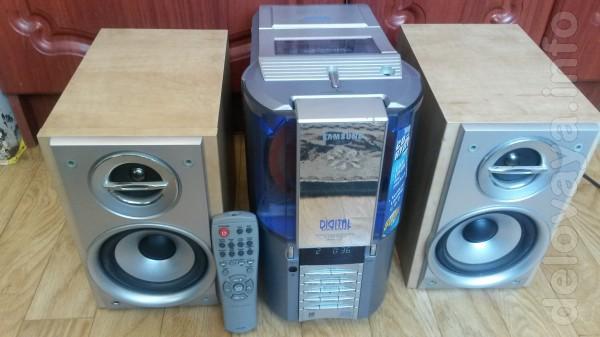 DVD-USB BBK,микрофон . Домашний кинотеатр 'Пионер' 5-1 с DVD. Муз.цен
