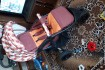 Продам прогулочную коляску бебихит в отличном состоянии есть дождевик фото № 1