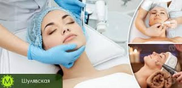 Косметолог. Акция на выбор 1. Ультразвуковая чистка лица - 149 грн Ск
