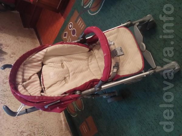 Продам детскую коляску трость в хорошем состоянии, очень крепкая и уд