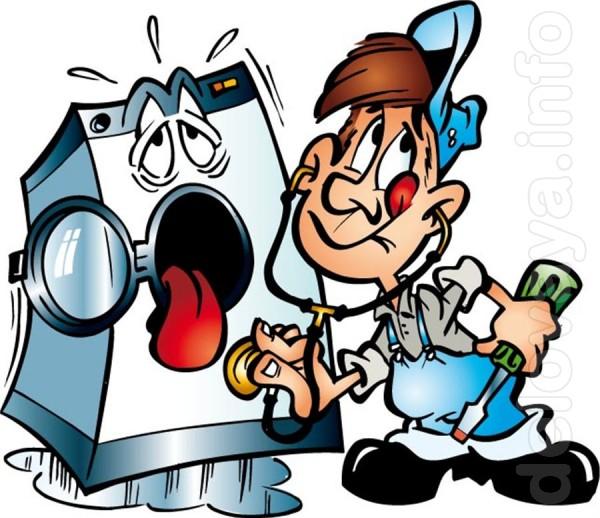 Профессиональный ремонт любой сложности стиральных машин-автомат всех