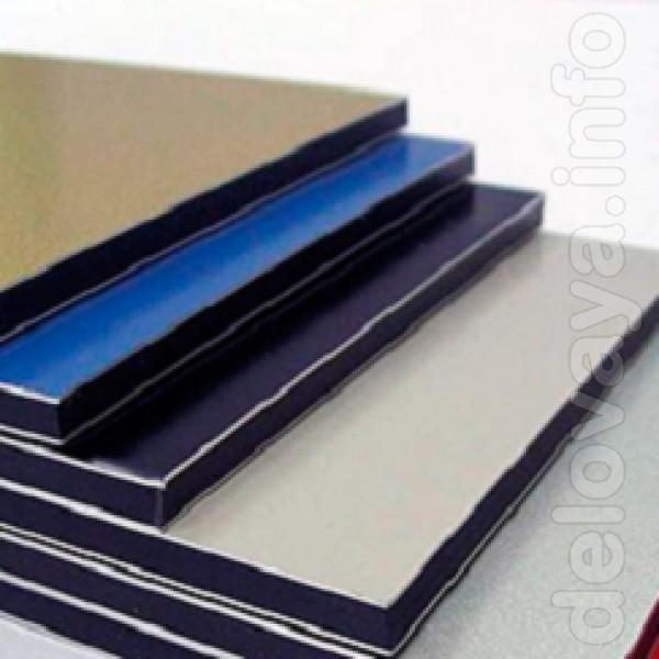 Алюминиевые композитные панели Grossbond в наличии на складе и под за