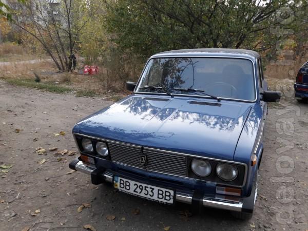 Продам ВАЗ 2106, 1992 г. в., двигатель 1300. В  состоянии. Документы