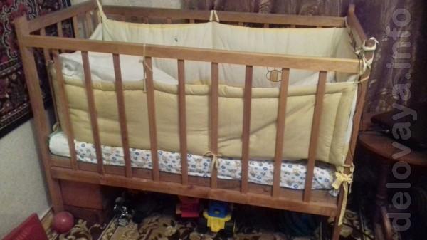 Продам в отличном состоянии , три положения регулировки высоты спальн