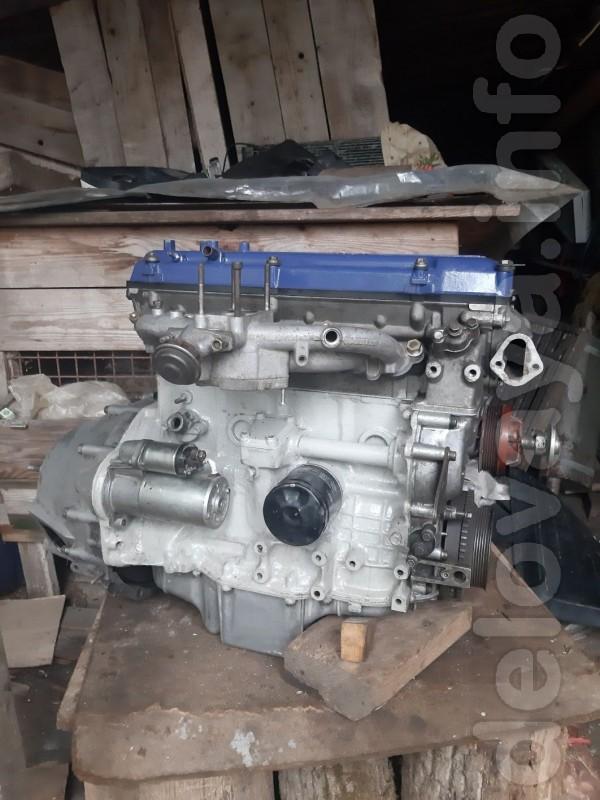 Двигатель сделанный полностью! Головка, клапана, сальники - все менял