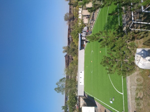 Выполняем строительство футбольных полей (искусственная трава) любого