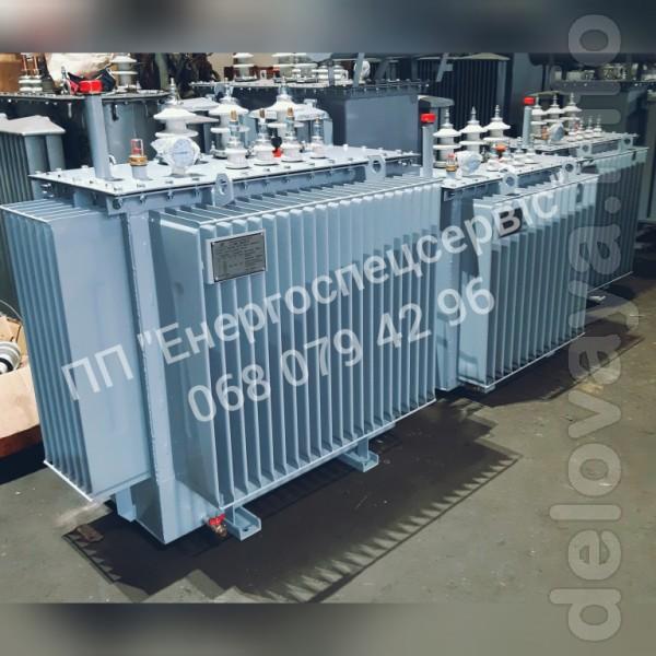 ПП Енергоспецсервіс пропонує до продажу силові масляні трансформатори