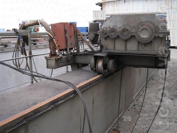 Продам грузоподъемные механизмы в Днепре : -  Кран мостовой электриче